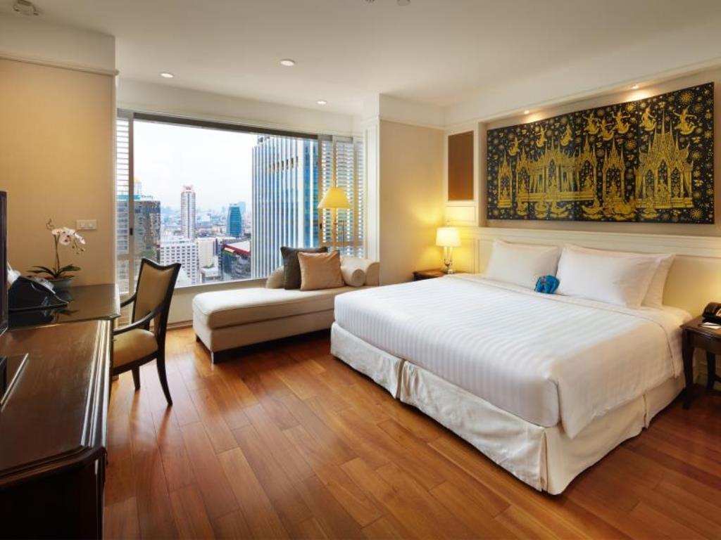 Grande Centre Point Hotel Ratchadamri Deluxe