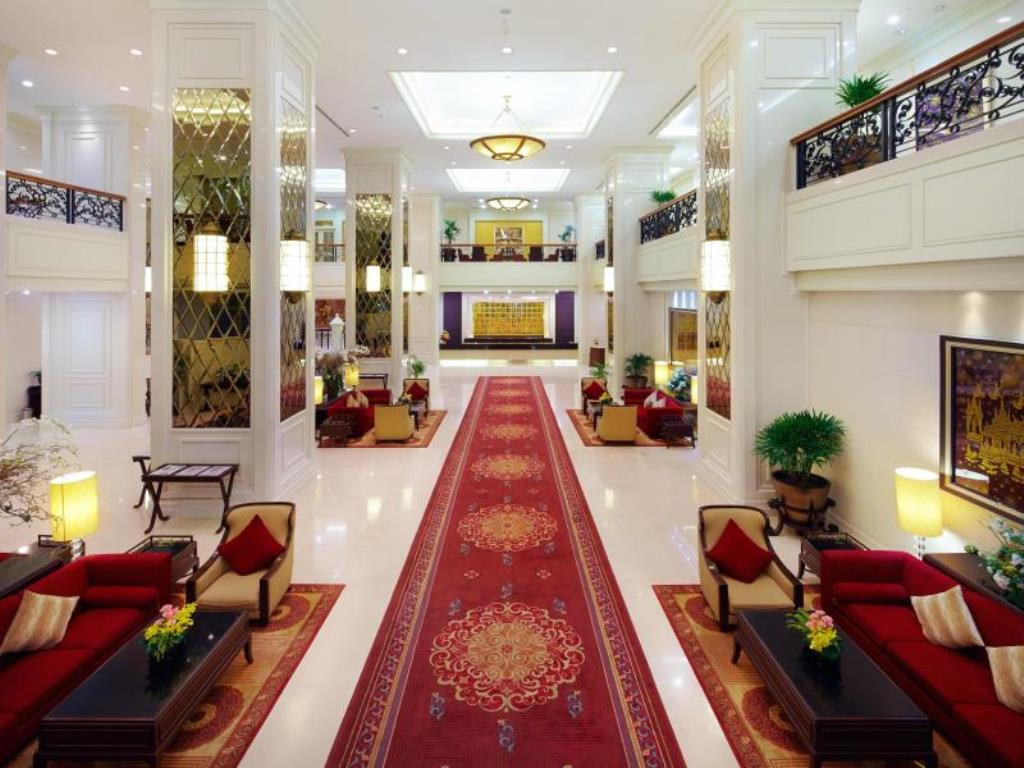 Grande Centre Point Hotel Ratchadamri Lobby