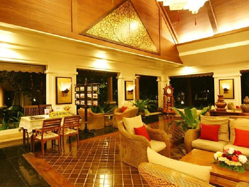 Lounge Laluna Hotel Resort
