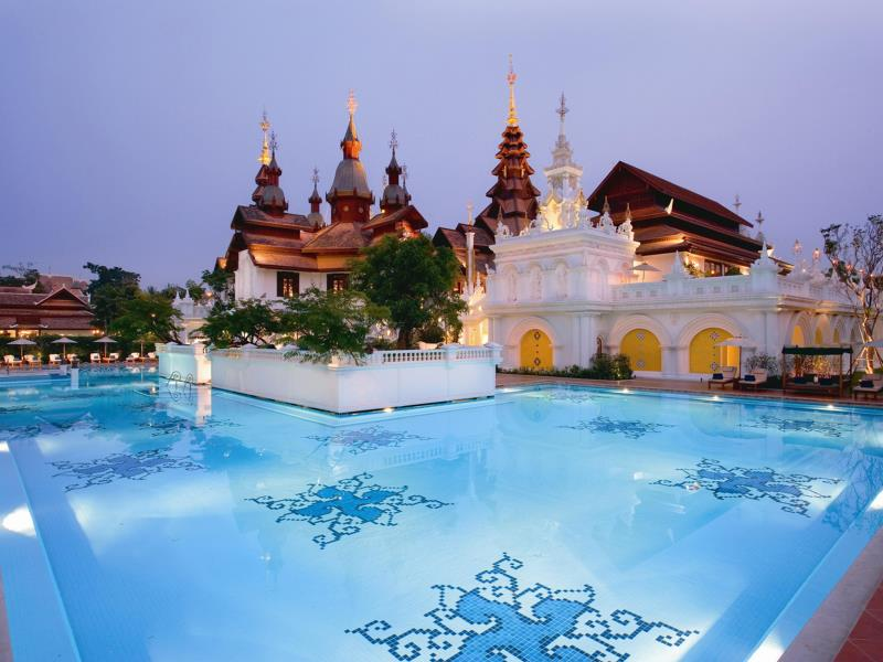 Pool_Area_The_Dhara_Dhevi_Hotel_Chiang_Mai
