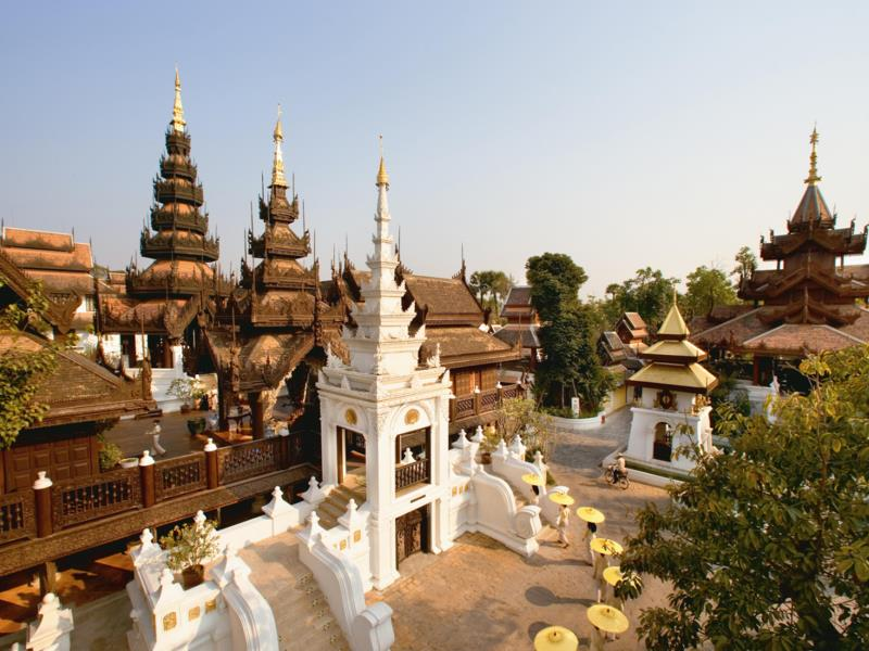 The_Dhara_Dhevi_Hotel_Chiang_Mai_Outside