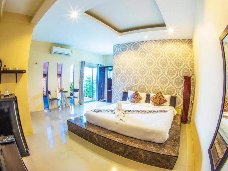 The Vista Pool Villa Room