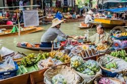 Bangkok Foating Market