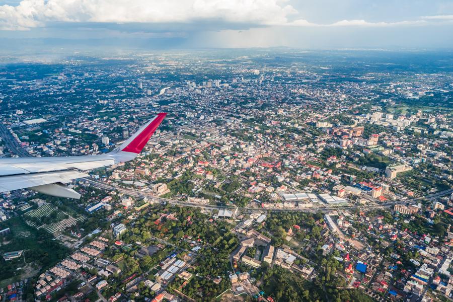 Chiang Mai Takeoff