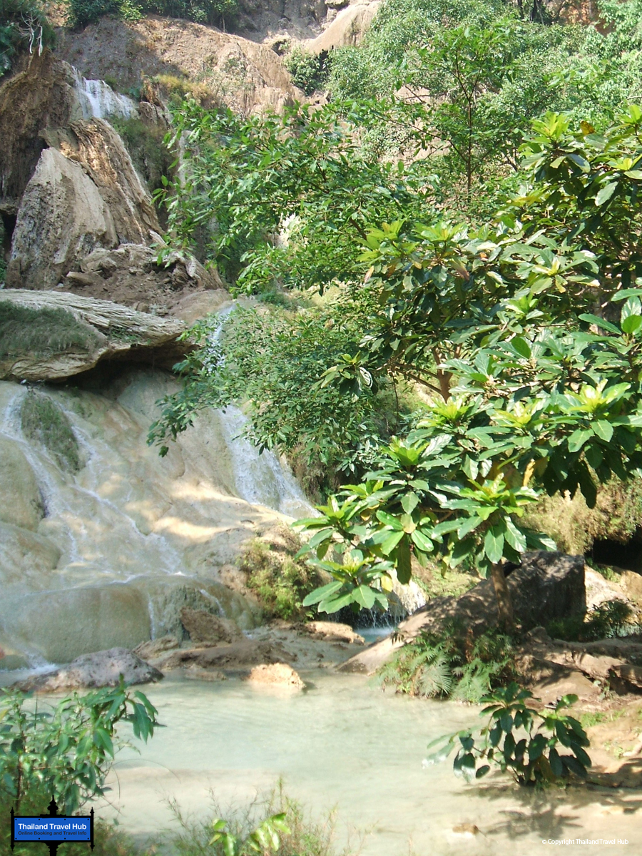 Kanchanaburi Erawan Falls