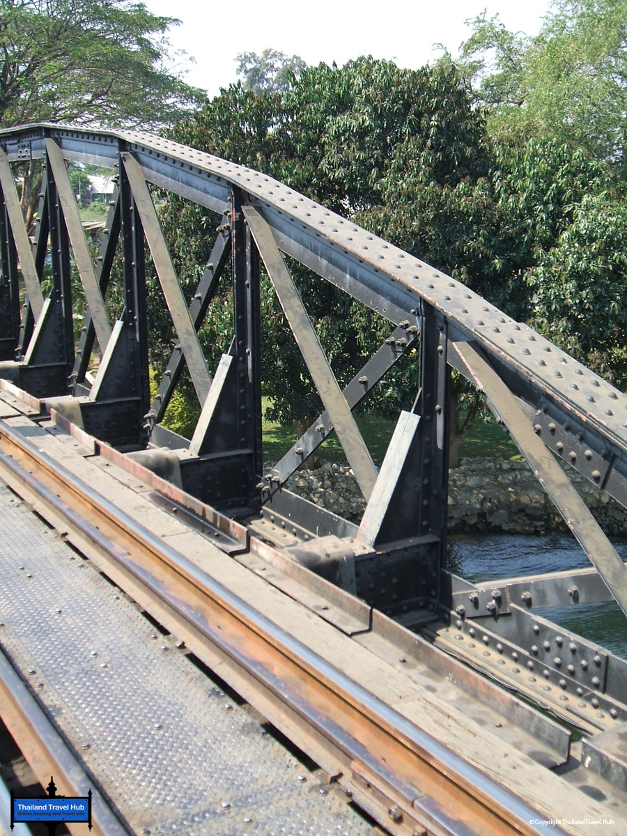 river kwai bridge design