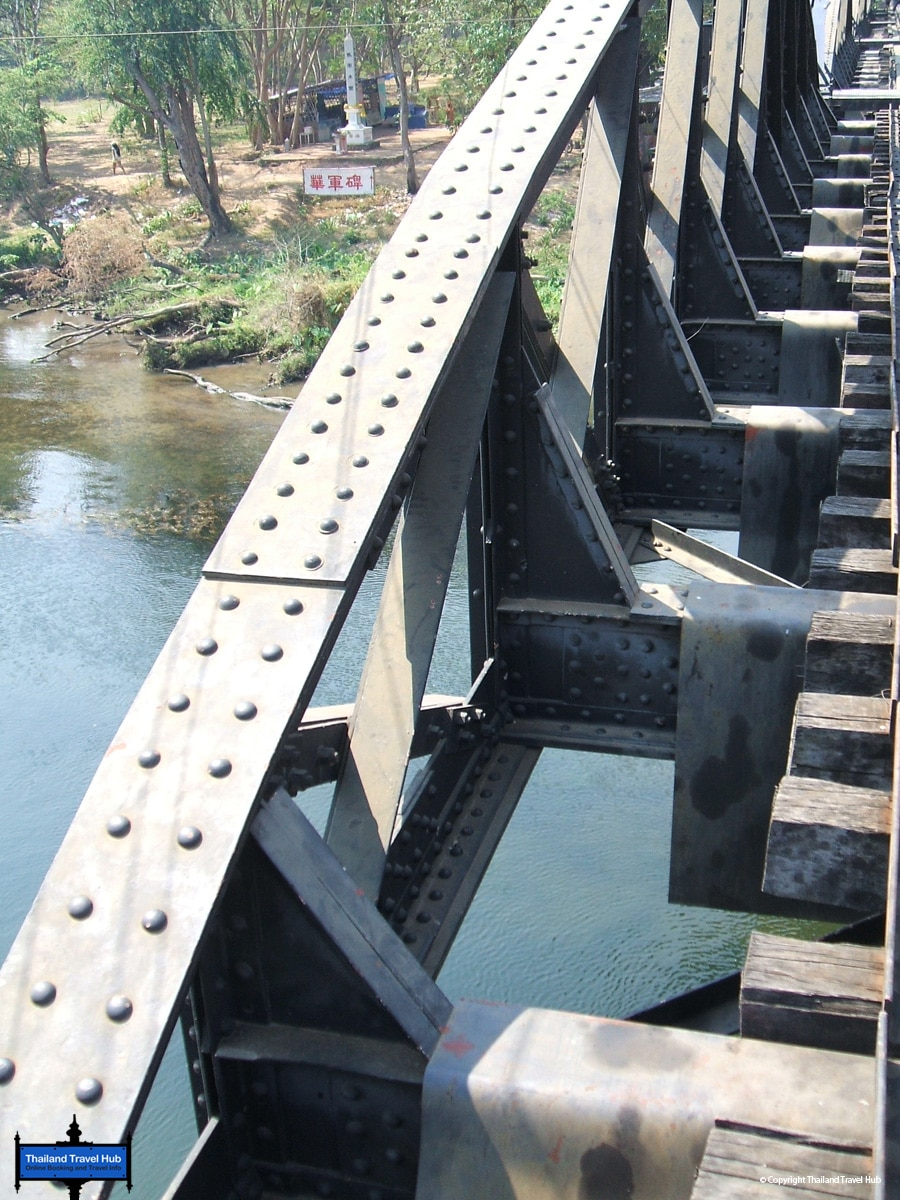 river kwai bridge structure