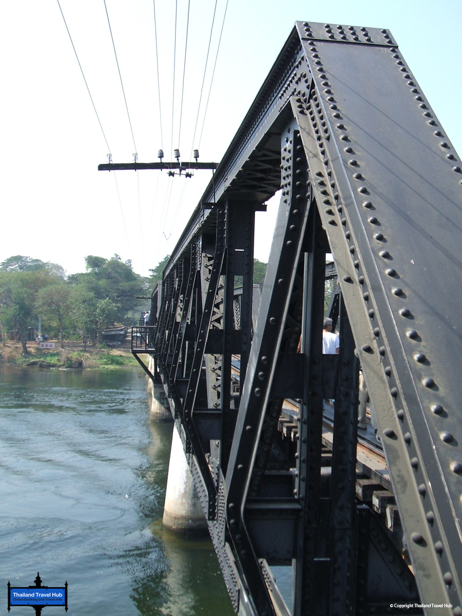 river kwai bridge side view