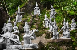 Secret Buddha Garden
