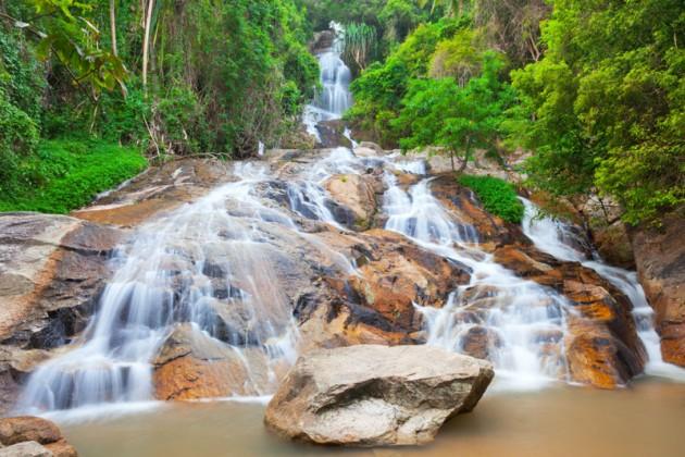 Namuang Waterfall