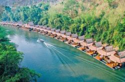 Float House River Kwai Resort