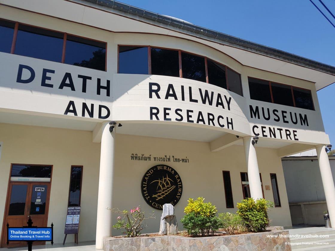 death railway research centre