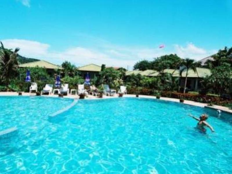 Samui Mermaid Resort Pool