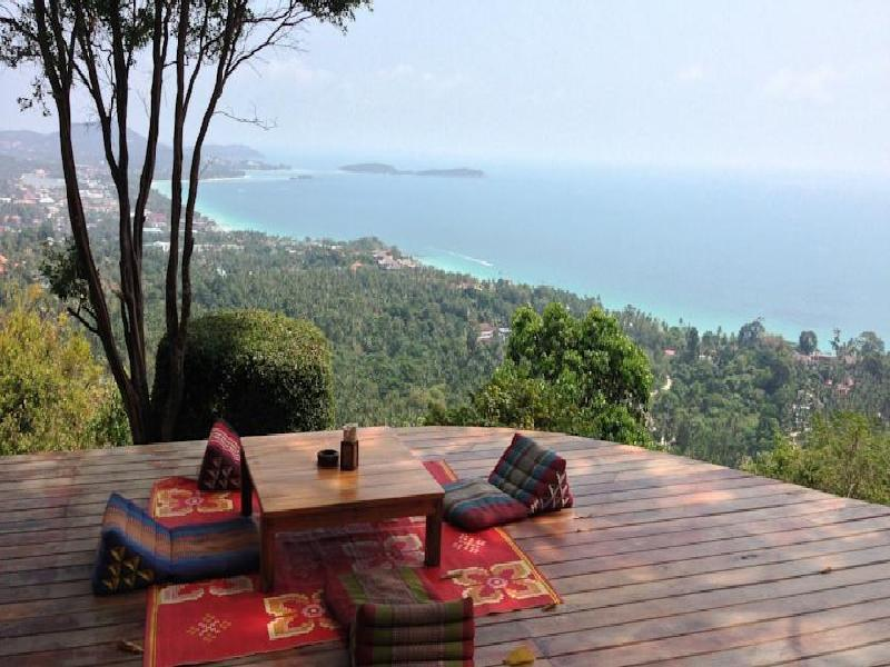 The Jungle Club Samui Beach View
