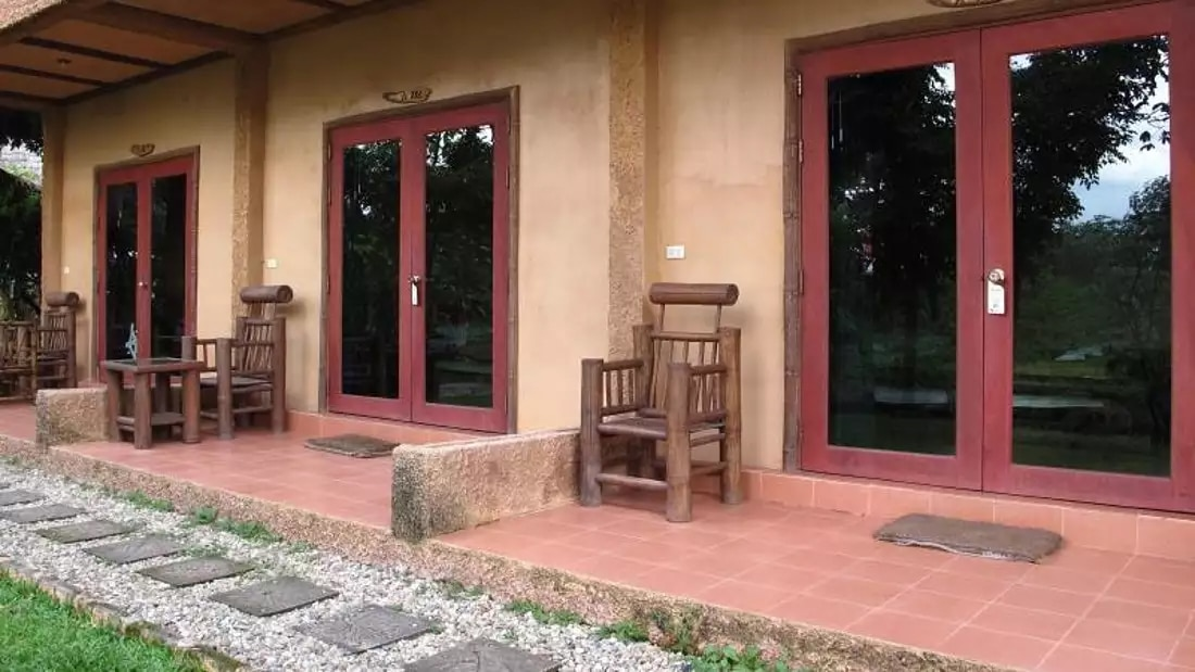 Akha River House Rooms Outside