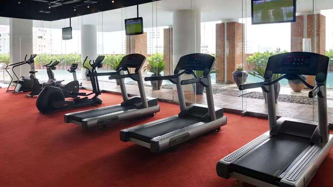 lebua At State Tower Gym