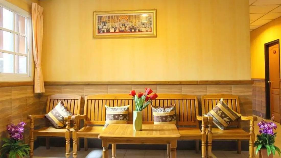 Thai Cozy Guesthouse Bangkok