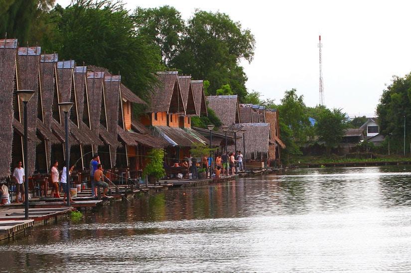 Bungsamram Fishing Lake