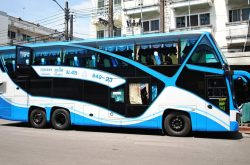 Bus Express - Bangkok To Phuket