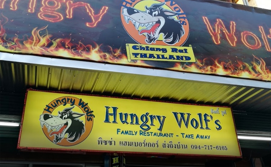 hungry wolfs chiang rai