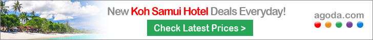 Koh Samui Hotel Booking