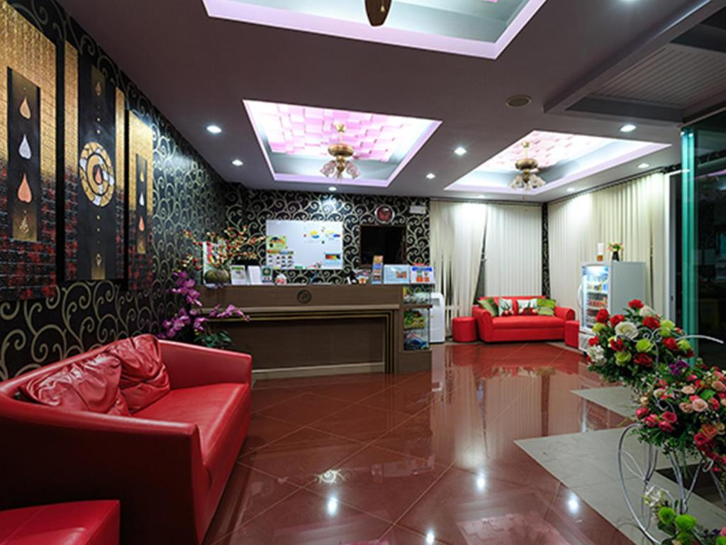 Chayadol Boutique Resort Checkin Desk
