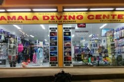 Kamala Diving Center
