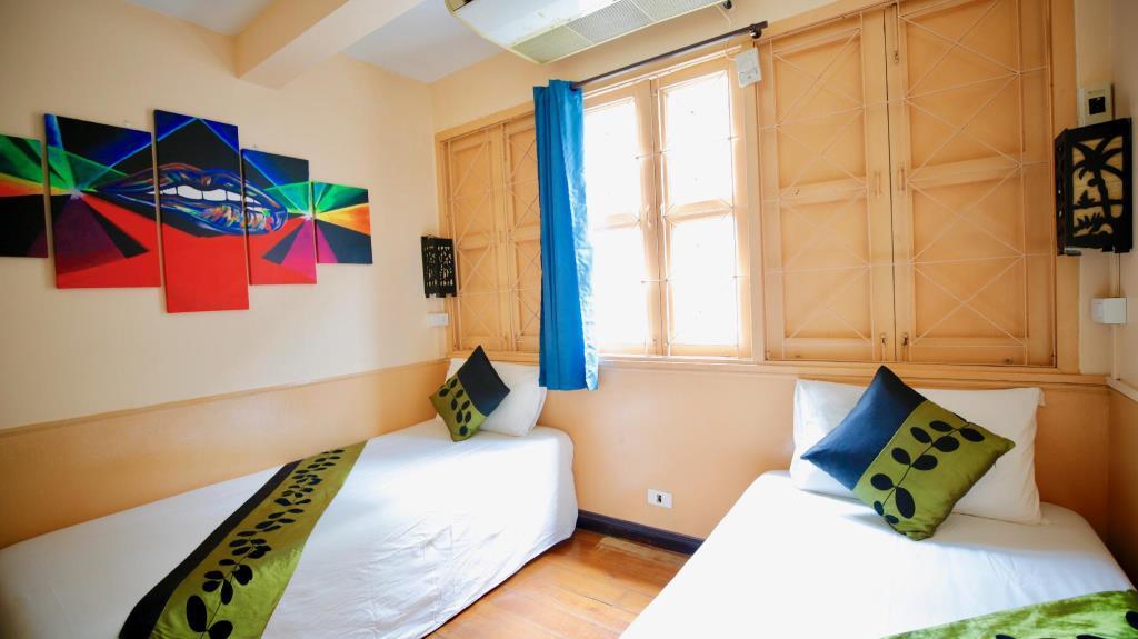 Green House Hostel Twin Room