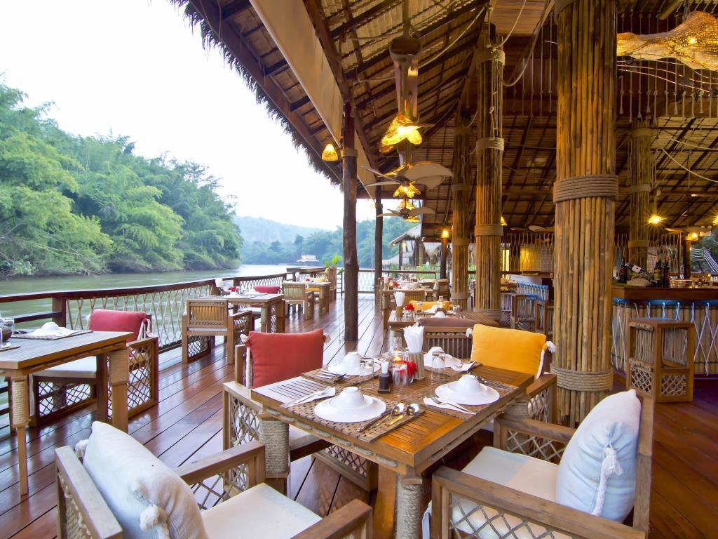 The Float House River Kwai Resort Restaurant