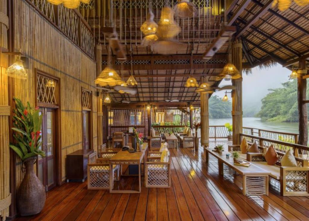 The Float House River Kwai Resort Lobby