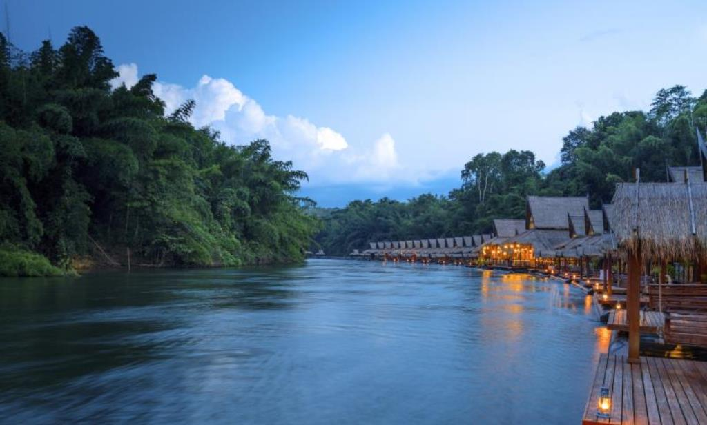 The Float House River Kwai Resort Surrounding Room