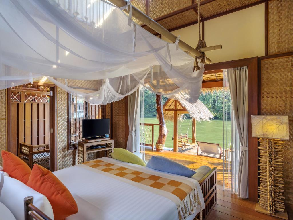 The Float House River Kwai Resort Surrounding Villa