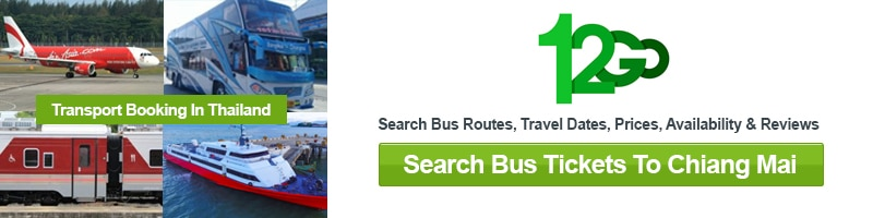 Search Buses To Chiang Mai