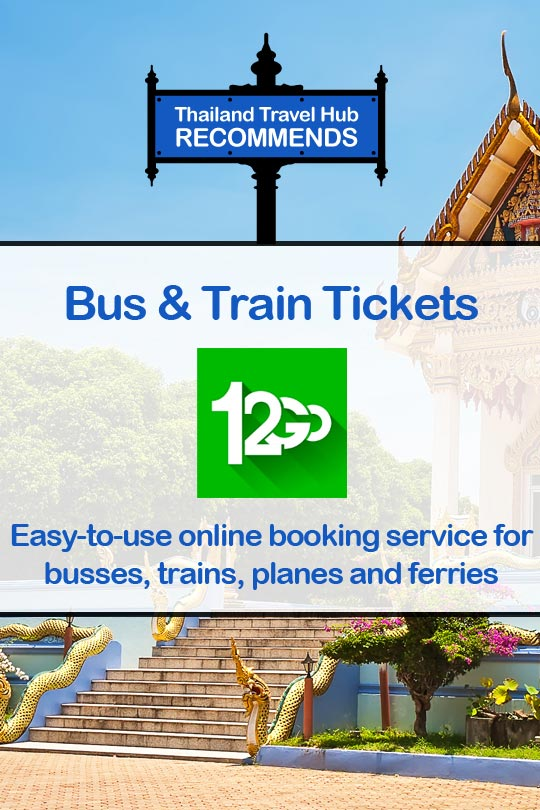 recommended busses and trains