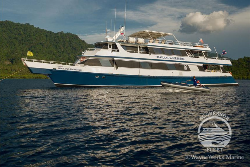 Aggressor Liveaboard Diving Trips