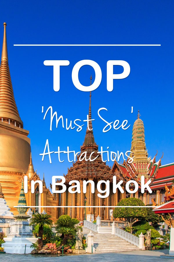 bangkok must see attractions