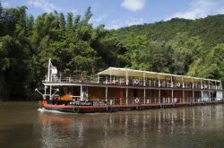 4 day rv river kwai cruise in kanchanaburi