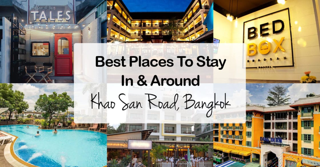 Best Hotels In Khao San Road