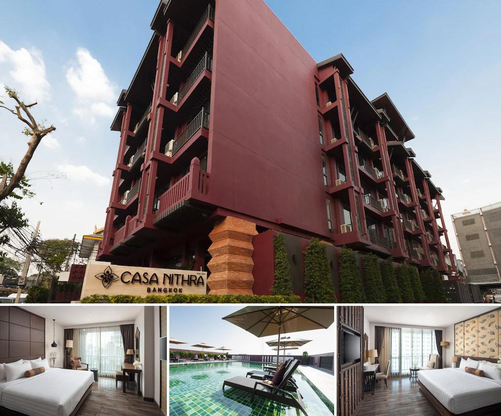 Casa Nithra Bangkok Khaosan