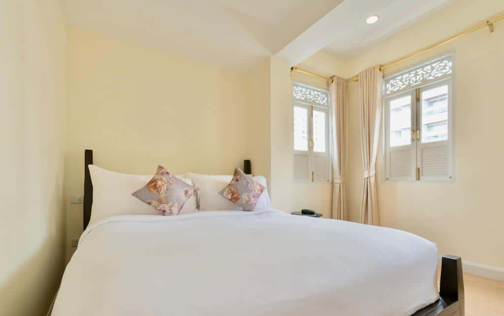 Noursabah Boutique Bed Bangkok Double Room