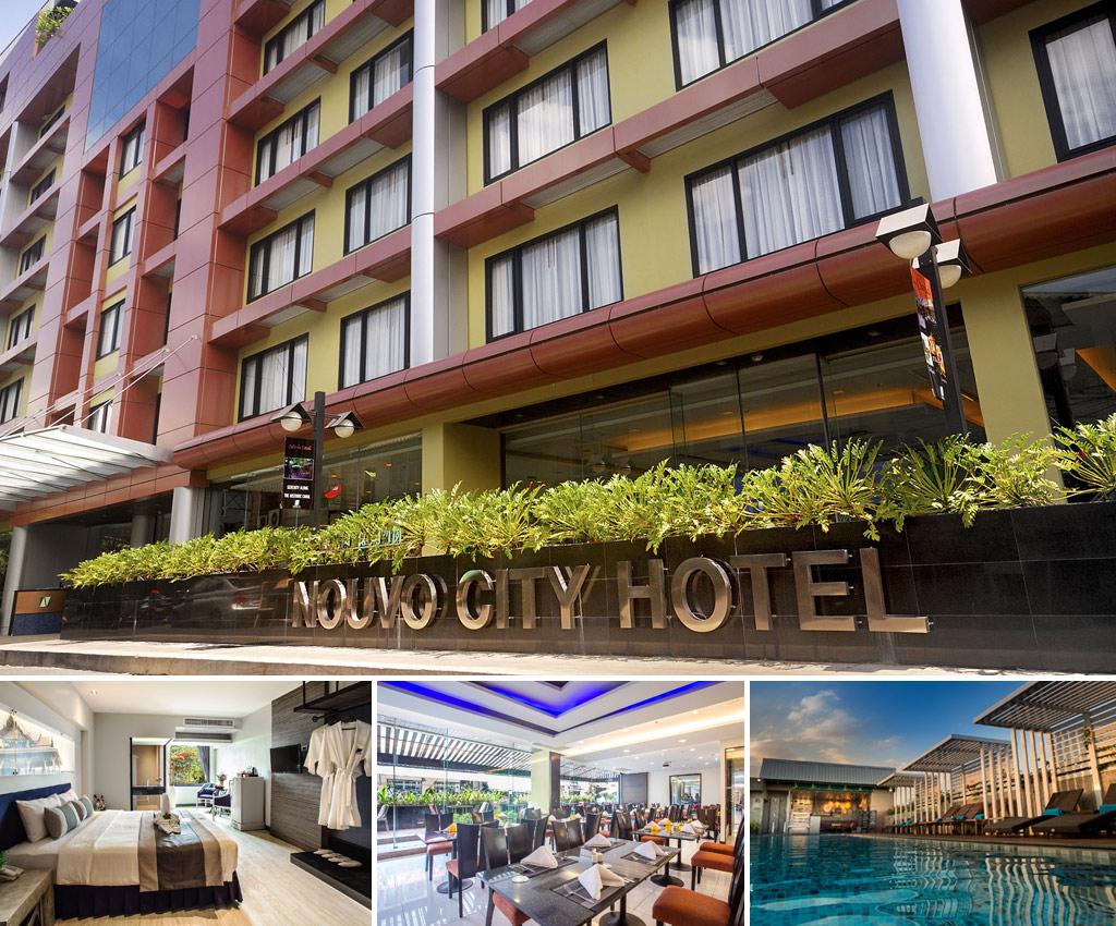 Nouvo City Hotel Khaosan