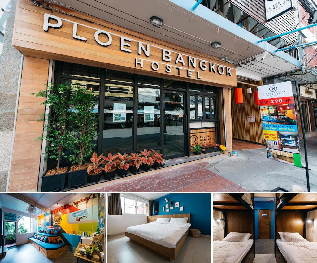 Ploen Bangkok Hostel Khaosan