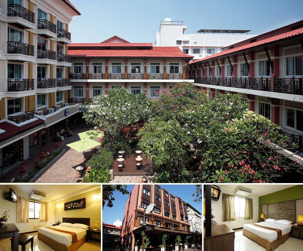 Rambuttri Village Hotel Khaosan