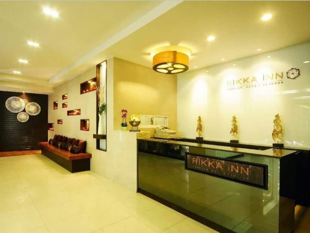 Rika Inn Lobby