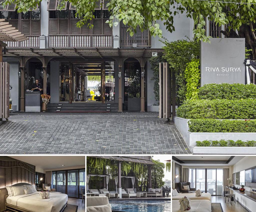 Riva Surya Bangkok Hotel Khaosan