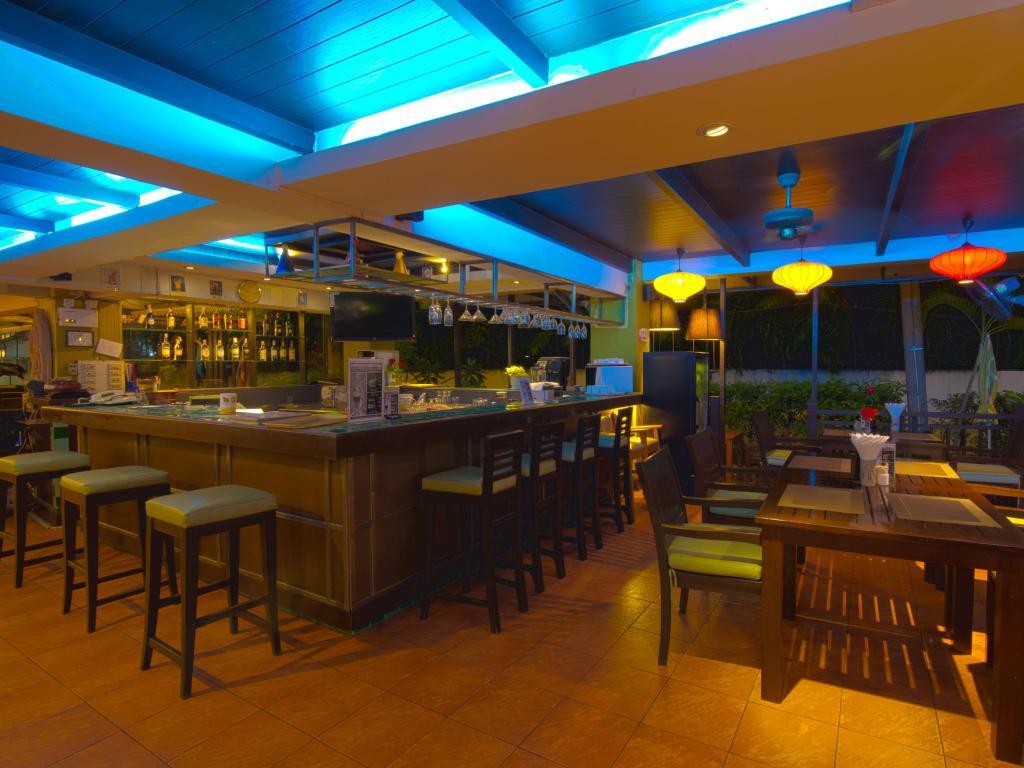Woraburi Sukhumvit Hotel Bar