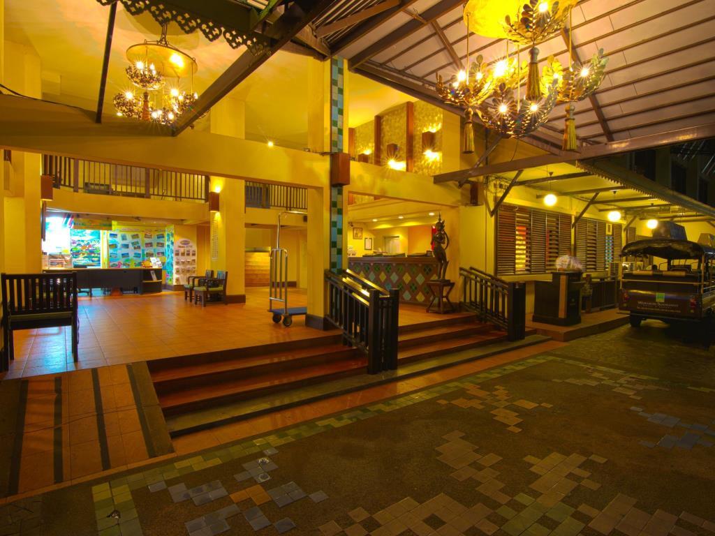 Woraburi Sukhumvit Hotel Lobby 3