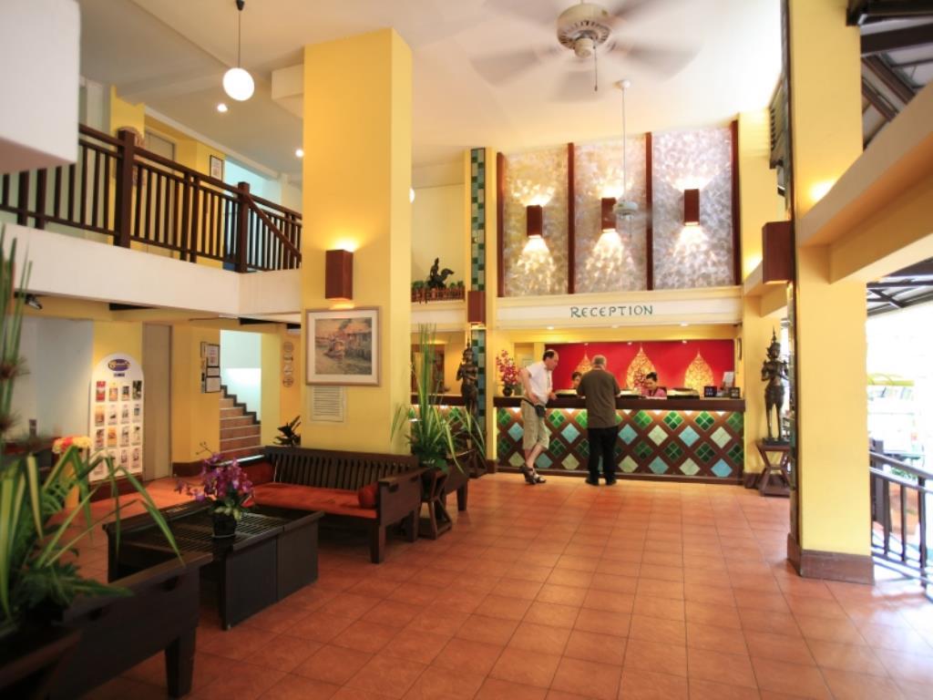 Woraburi Sukhumvit Hotel Lobby 4