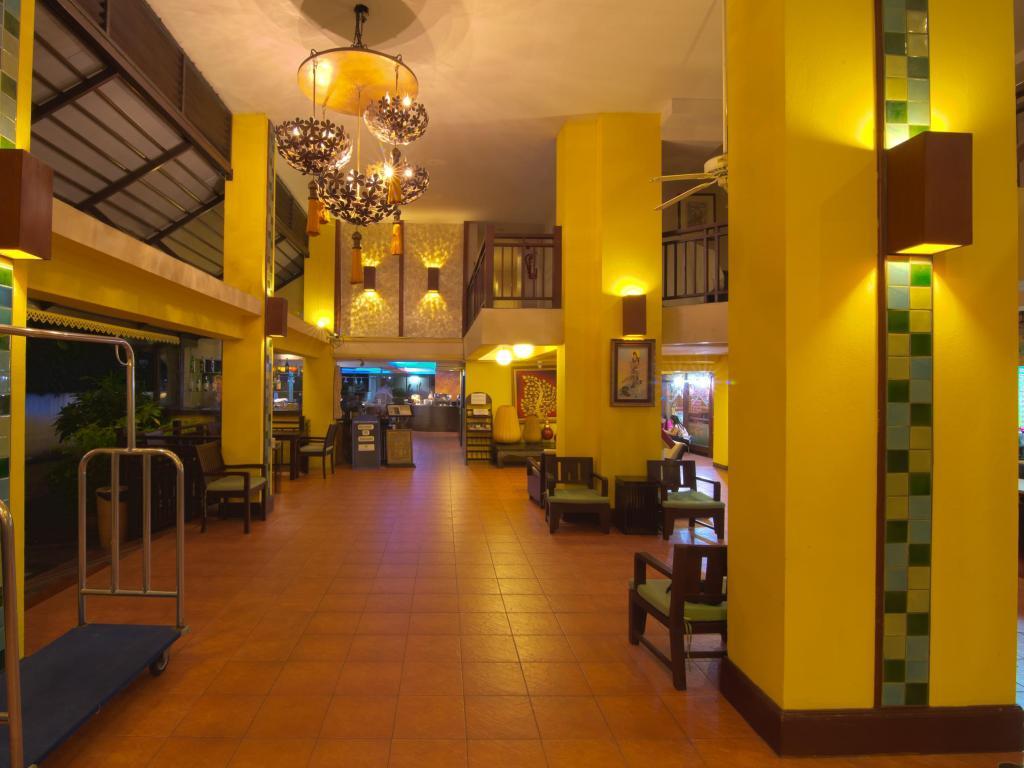 Woraburi Sukhumvit Hotel Lobby