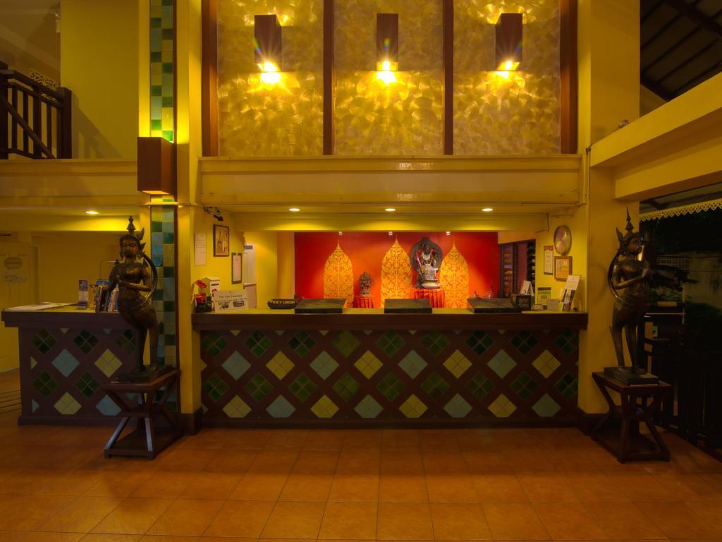 Woraburi Sukhumvit Hotel Reception